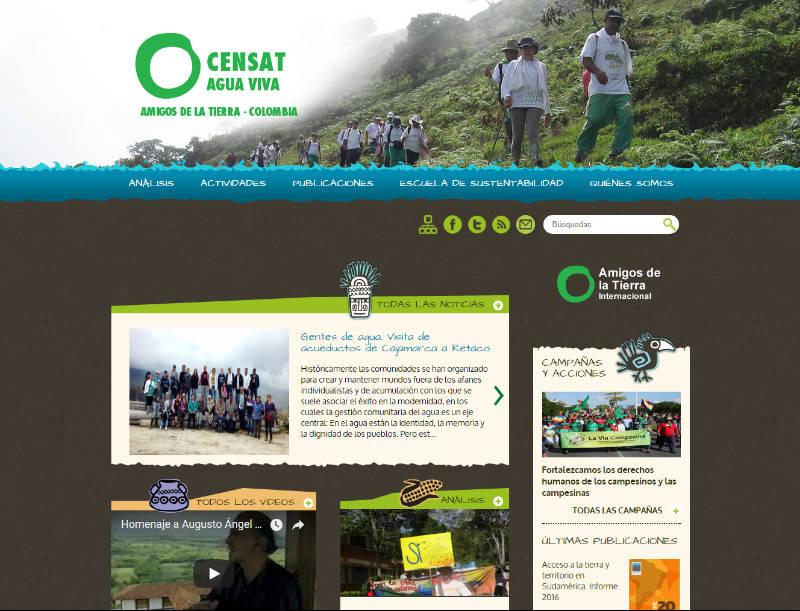 Web CENSAT